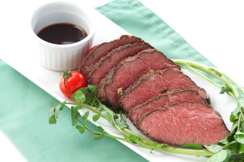 Catering Adelaide - Beef Fillet - Slow Roasted - Catering South Australia - Wedding Plate - Wedding Catering