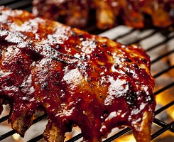 Aussie Ripper Roasts Menus - Ribs