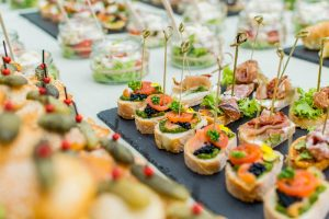 Finger-Food-Catering
